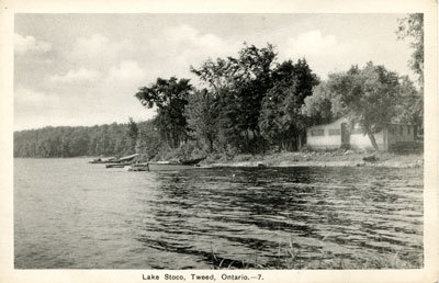 Stoco Lake Cottages