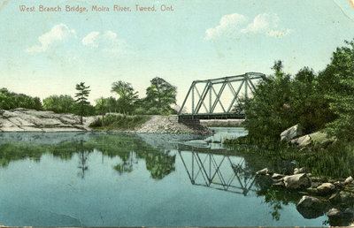 West Branch Bridge Moira River
